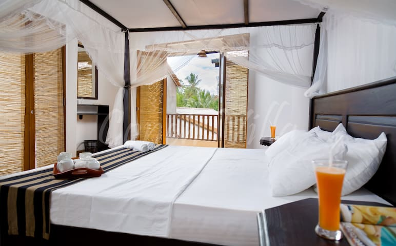 Conch Villa - (Offical) Deluxe Double Room - Tangalle