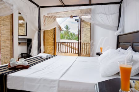 Conch Villa - (Offical) Deluxe Double Room - Tangalle - Boutique-hotelli