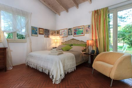Studio with garden near Milan&Lakes - Busto Arsizio - Bed & Breakfast