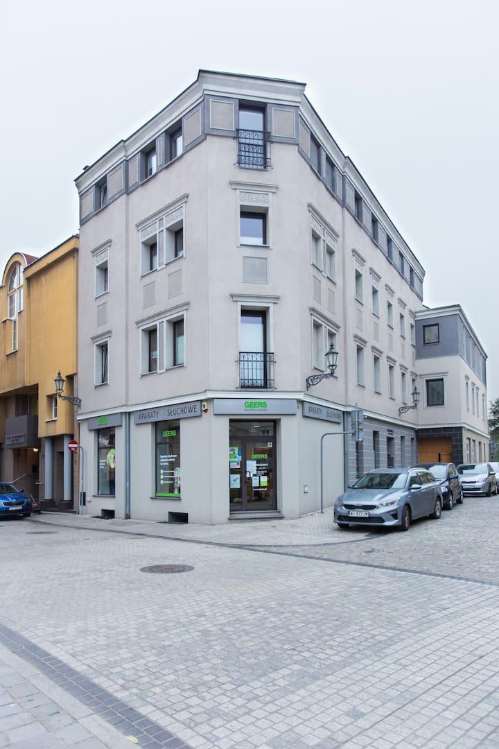 Apartamenty w Gliwicach 100m od rynku