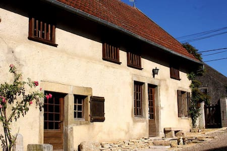 Beautiful Gîte near Beaune  - Chevigny-en-Valière - House