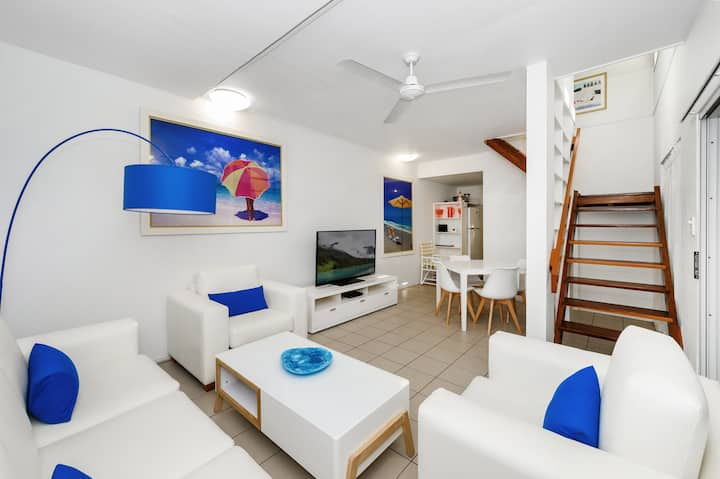 By the Sea Collection–Rainforest Terrace 2 Bedroom
