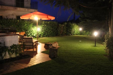 INDEPENDENT HOUSE GARDEN WIFI - Roccaraso - Apartemen