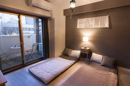 Comfy downtown apartment experience! - Osaka - Appartement
