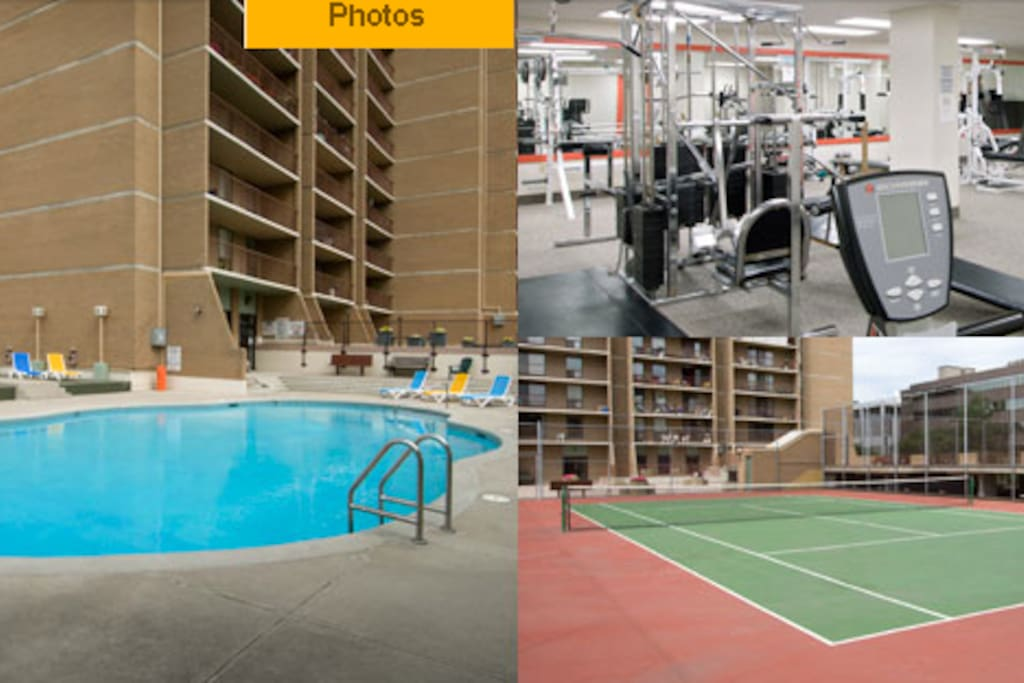 Building amenities include media room, Squash Court, pool, tennis, sauna, health club etc. etc.