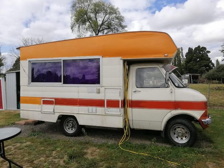Grandads Vintage Camper