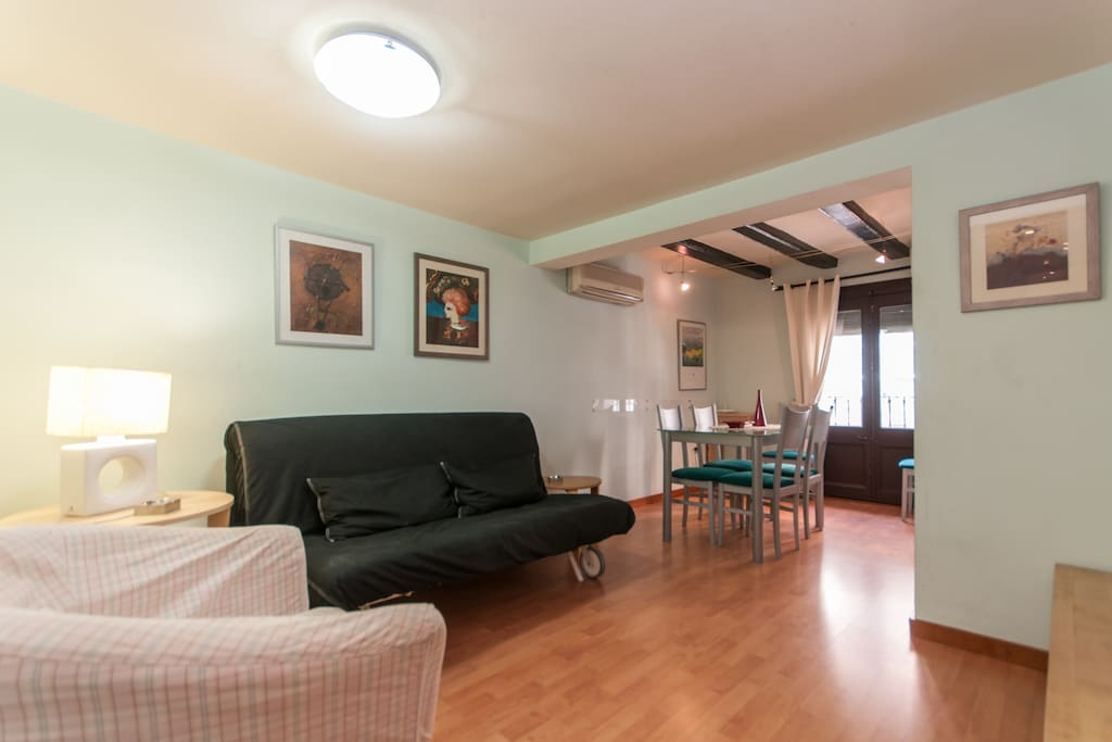 For 6 people near las ramblas appartamenti in affitto a for Hotel e appartamenti barcellona