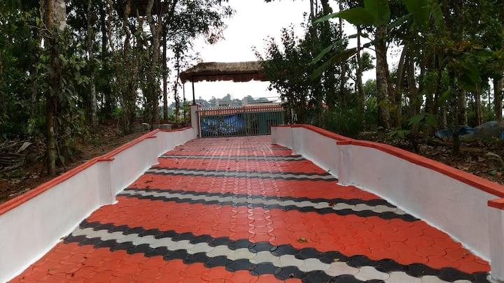An Agri Home Stay at Thekkady, Kerala