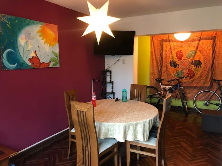 Bedroom for rent in Miraflores # 2