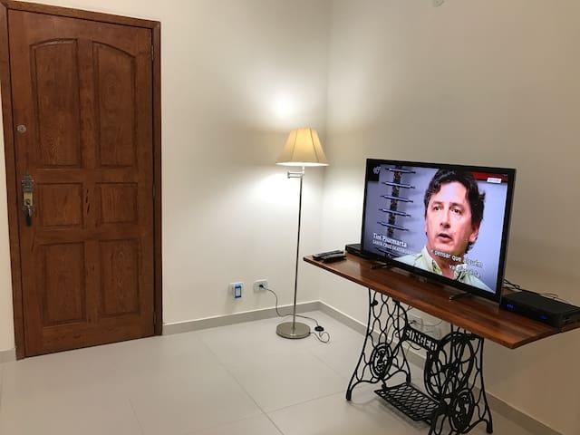 Apartament in Gloria/Santa Tereza - Río de Janeiro - Departamento