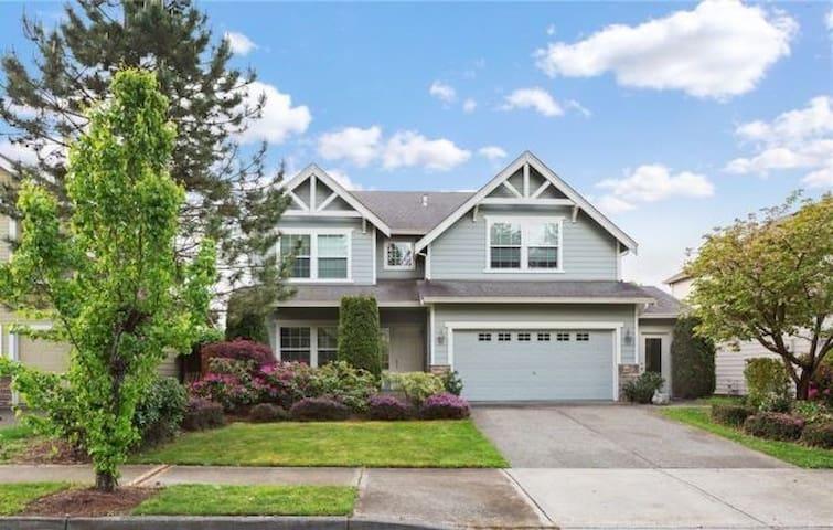Beautiful Home & Great Location in Federal Way, WA