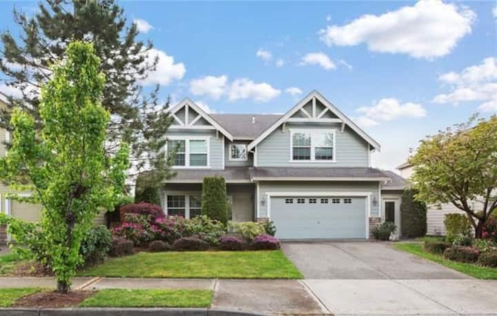Beautiful Home & Great Location in Federal Way, WA