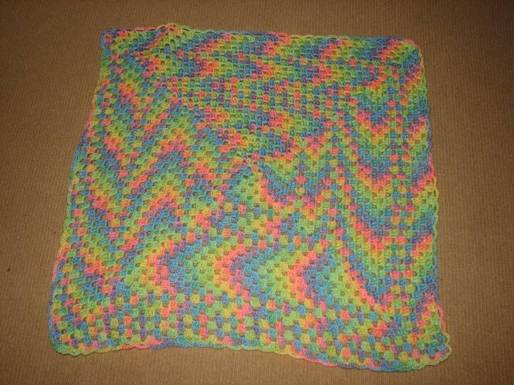 Beginner blanket 1