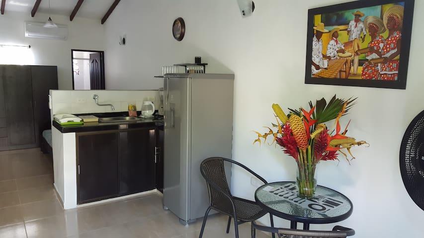 Cosy apartment in Santa Marta # 3