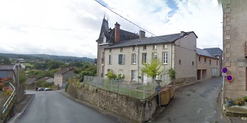 La chouette apartment in Bourganeuf