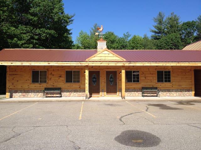 Mountain Lodge Style Condo Suite
