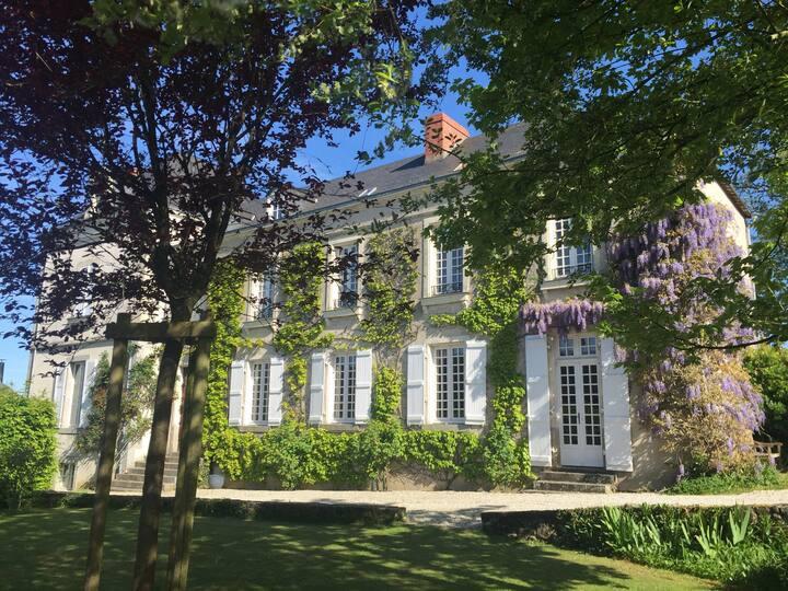 Maison du Ronceray / petit-déjeuner inclus