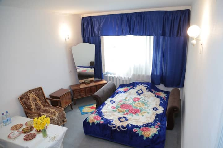 Уютная квартира в самом центре Ташкента