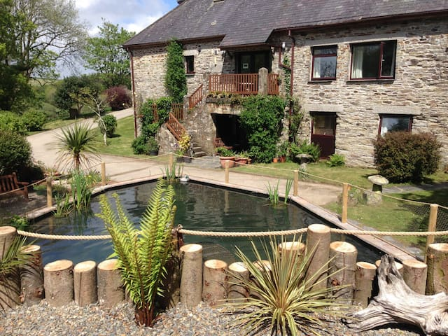 The Hayloft, Woodlay Holidays
