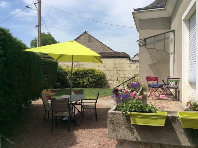Maison meublée de 70 m² au coeur du Val de Loire