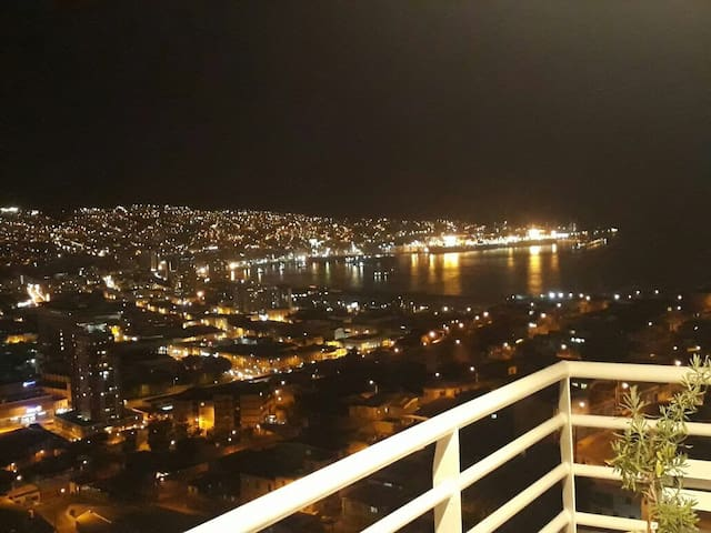 BRAND NEW FULLY FURNISHED FLAT AMAZING OCEAN VIEW