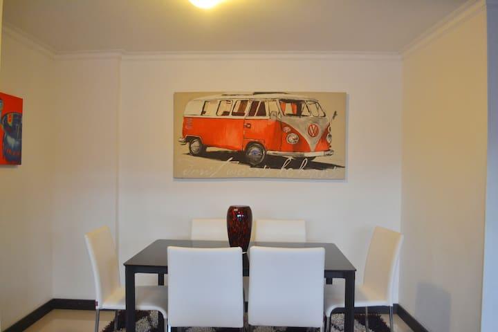 Spacious 3 Br DUPLEX With Amazing Views - Envigado - Apartamento