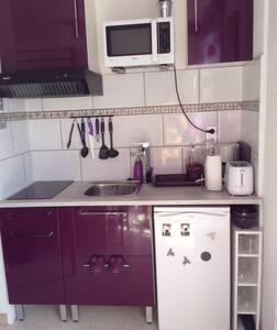 studio design vue mer cap d AGDE - Agde - Apartment