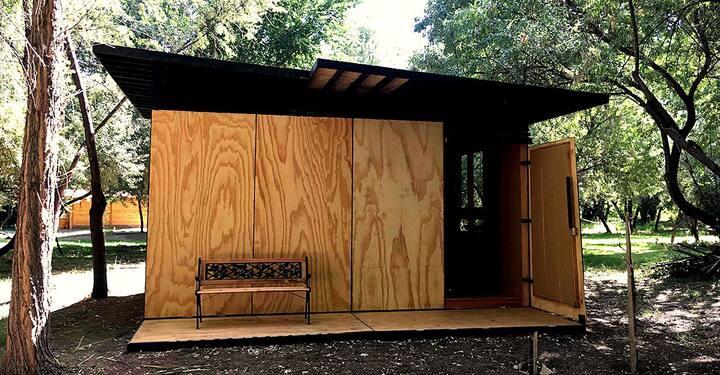 Cabin Familiar en JANUS Granja Biodinámica