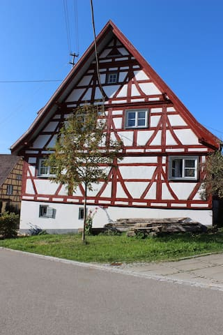 """Ferienhaus """"Mühlewinkel"""" - Stetten am kalten Markt - อพาร์ทเมนท์"""