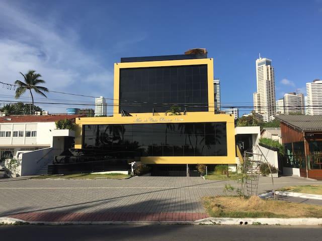 Studio seafront of Cabo Branco beac