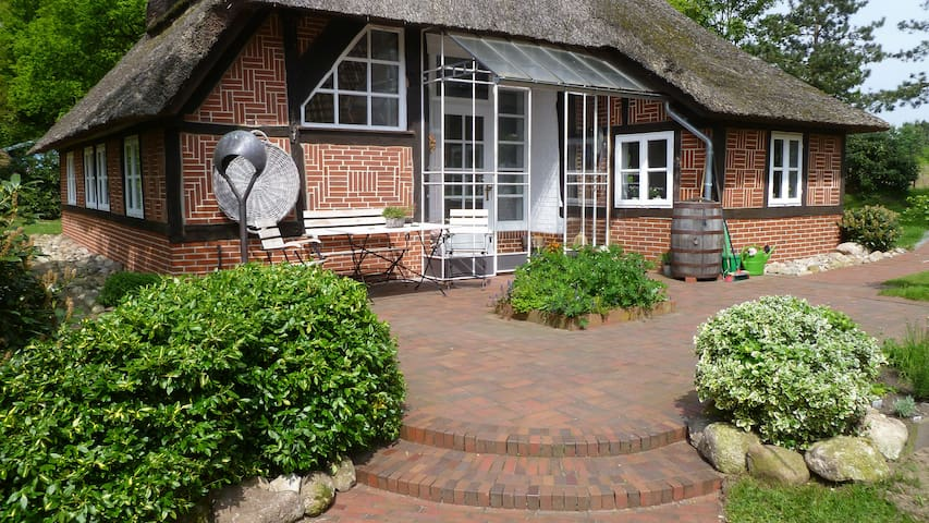 5 Sterne Ferienhaus Siedschelje - Schwanewede - Dom