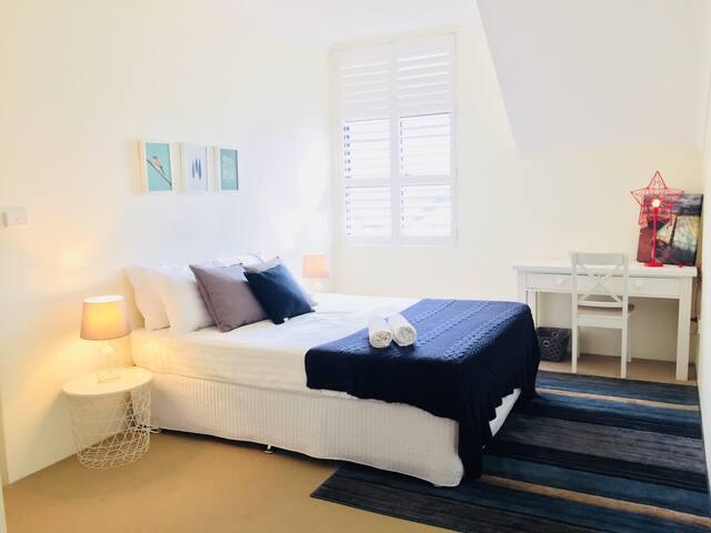 Split level apartment in Five Dock