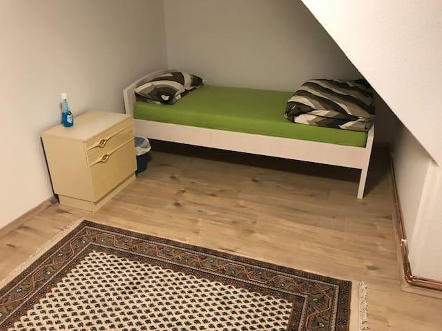 Zimmervermietung am VW Werk Baunatal - Zimmer 2