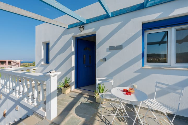 Quaint Greek Villa | West Coast  Rhodes | Greece