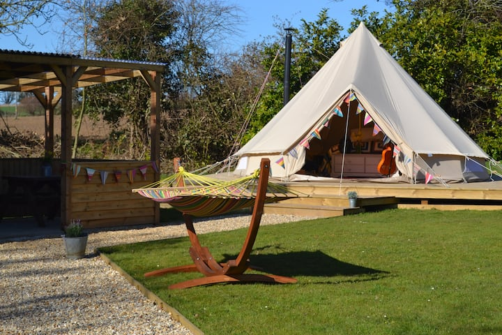 GIen Farm Glamping, Metton, Rural North Norfolk