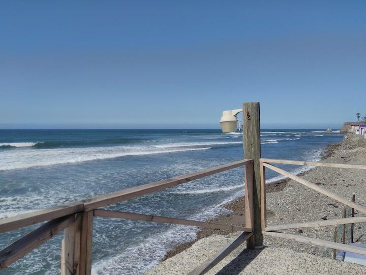 SANITIZED Beachfront house at K38  Surf House