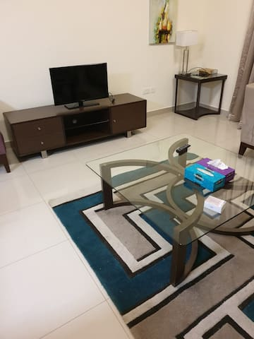1 bed furhished jebel ali suburbia