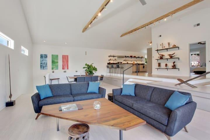Huge modern apartment right on Magazine St. - Nova Orleães - Apartamento