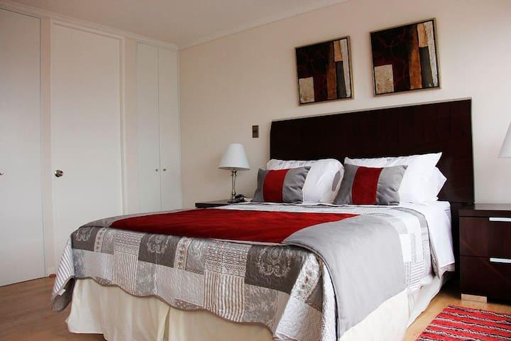 Apart Hotel Concepción Suites. - Concepción - Apartament