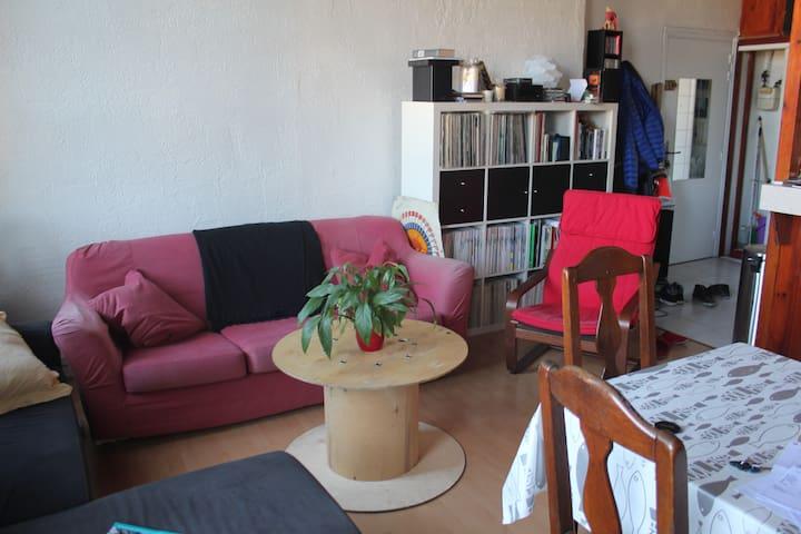 Plein coeur Lyon Croix Rousse - Lyon - Appartement