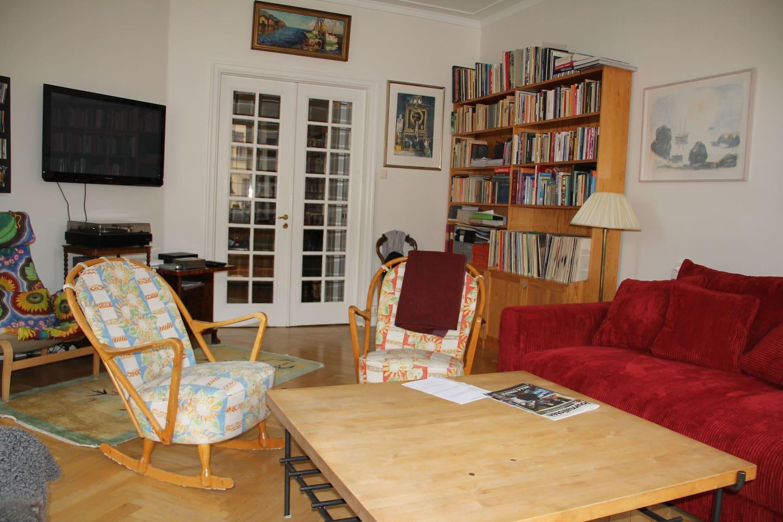 Charming 4 bedroom apt sthlm city appartamenti in affitto a