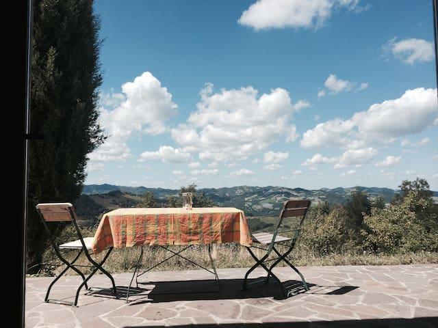 Wundervolles Landhaus im Grünen - Ca' di Vico - House