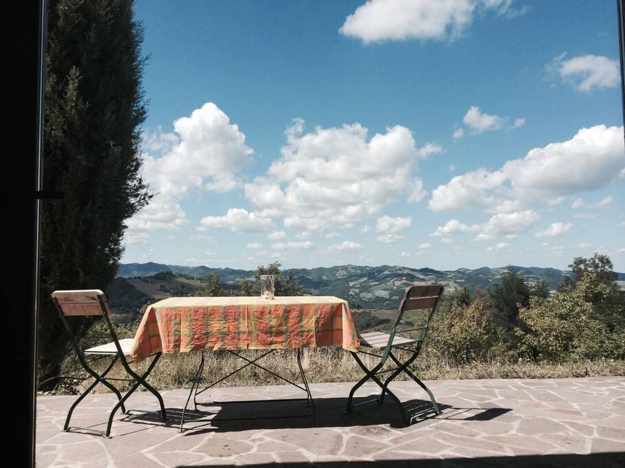 wundervolles landhaus im gr nen maisons louer ca 39 di vico emilie romagne italie. Black Bedroom Furniture Sets. Home Design Ideas