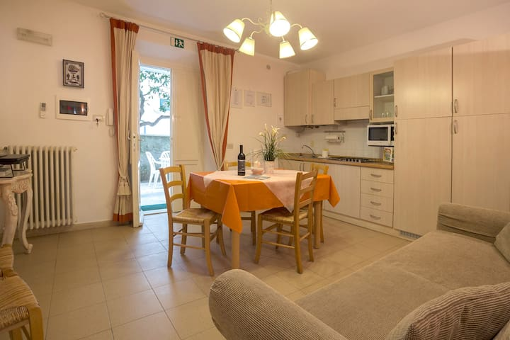 "RESIDENCE ON THE SEA ""VILLA PIANI"" ONE BEDROOM APT"
