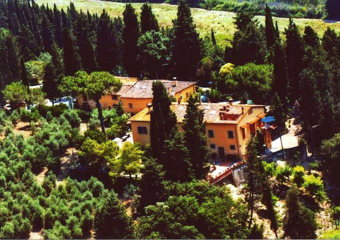 """Agriturismo Martignana """"CHIANELLO"""" - Empoli - Villa"""