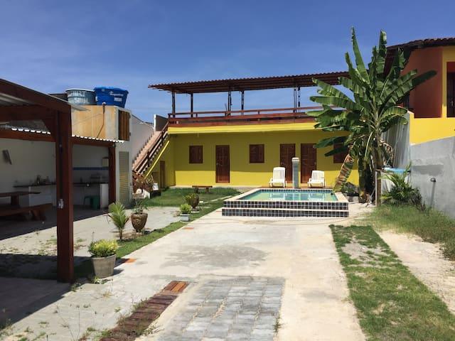 Casa - Enseada dos Corais/PE - Cabo de Santo Agostinho - Hus