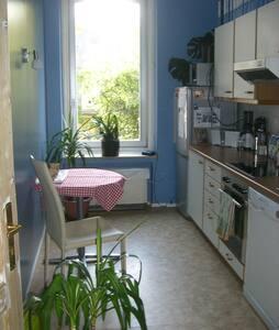 Single matress in a private room - Munich