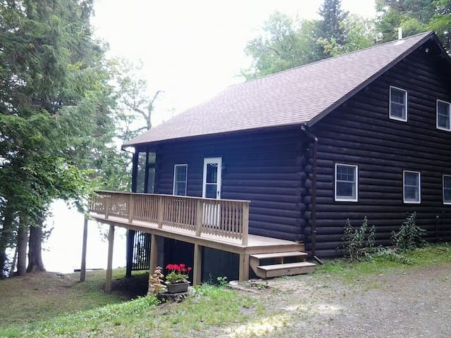 Parris - Beautiful private spot on Rangeley Lake!