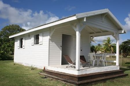 bungalow de charme face au spot de kite surf