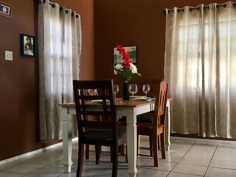 Dinning room. see more..